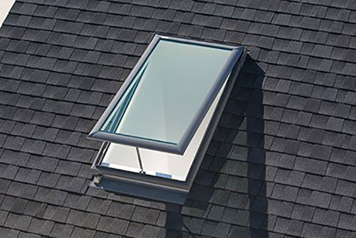 photo of skylight