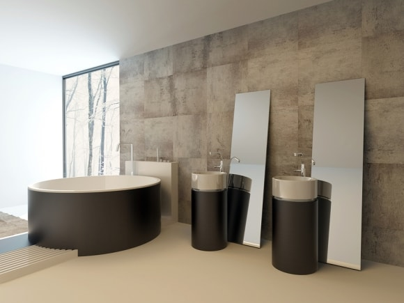 ultra-modern-bathroom-dual-sinks