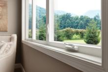 Milgard style line window installation