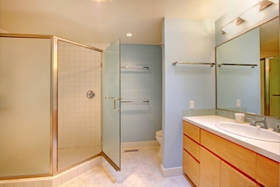 Glass shower door in San Jose, CA